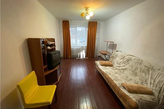 2-комн квартира, 54 м2, 1 этаж