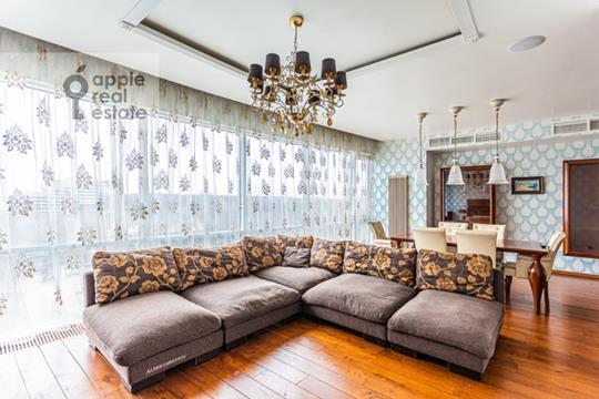 3-комн квартира, 139 м2, 6 этаж
