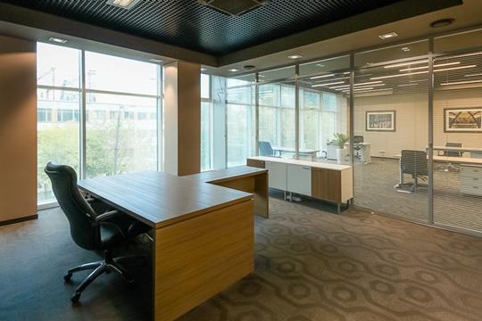 Офис, 417 м2, класс B+