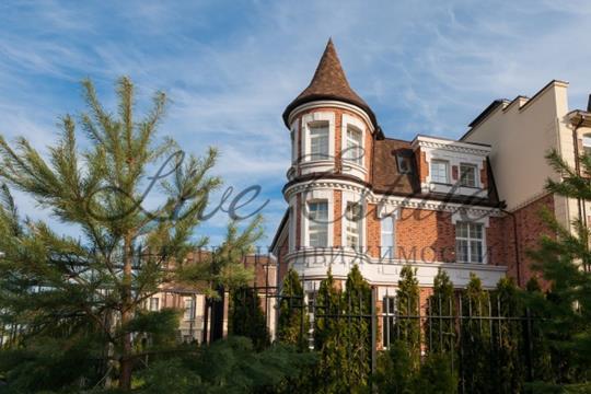Коттедж, 340 м2, регион Московская область  , Новорижское шоссе