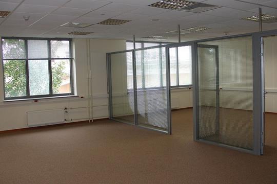 Офис, 115.3 м2, класс A