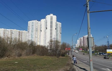 2-комн квартира, 61.7 м2, 20 этаж