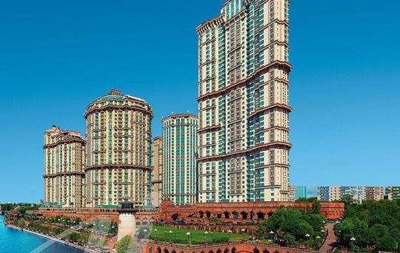 Комната в квартире, 215 м2, 48 этаж
