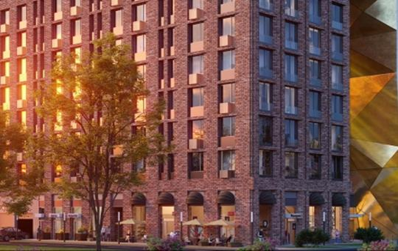 1-комн квартира, 38.7 м2, 5 этаж