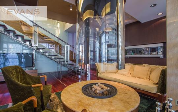 Многокомнатная квартира, 430 м2, 5 этаж