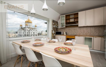 Многокомнатная квартира, 406 м2, 6 этаж