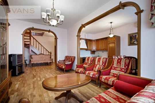 4-комн квартира, 160 м2, 12 этаж
