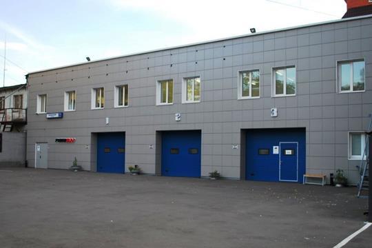 Офис, 662 м2, класс B