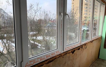 1-комн квартира, 47 м2, 1 этаж