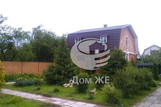 Коттедж, 100 м2, деревня Чапаевка  , Минское шоссе