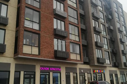 3-комн квартира, 78 м2, 6 этаж