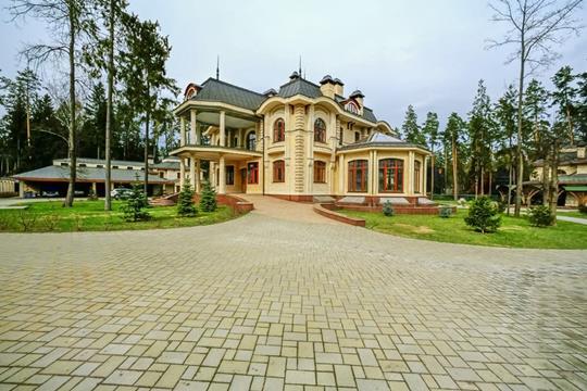 Коттедж, 1200 м2, регион Московская область  , Рублево-Успенское шоссе