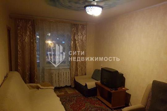 3-комн квартира, 42 м2, 3 этаж