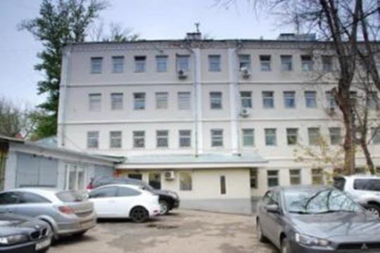 Офис, 1980 м2, класс B