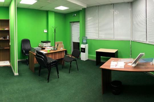 Офис, 31 м2, класс B+