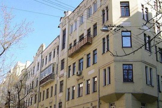 2-комн квартира, 53.3 м2, 1 этаж