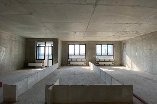 2-комн квартира, 80 м2, 9 этаж