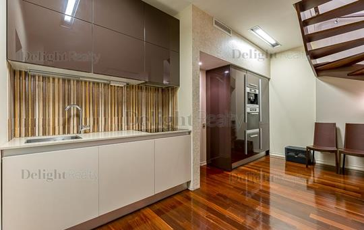 Многокомнатная квартира, 236 м2, 34 этаж
