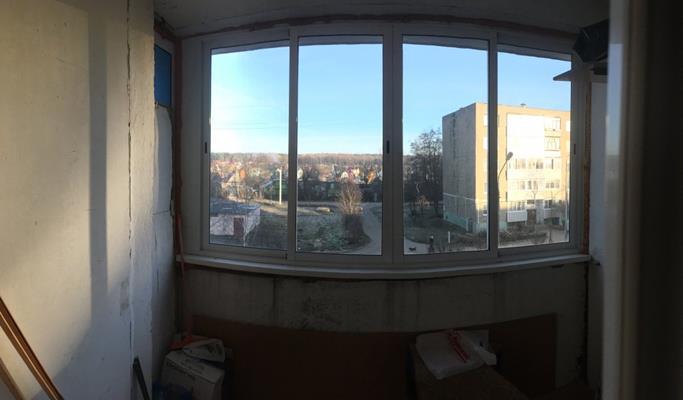 3-комн квартира, 68 м2, 3 этаж - фото 1