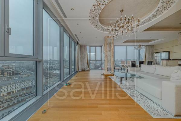 4-комн квартира, 230 м<sup>2</sup>, 10 этаж_1