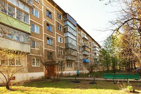 3-комн квартира, 56 м2, 1 этаж