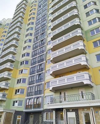 2-комн квартира, 55 м<sup>2</sup>, 3 этаж_1