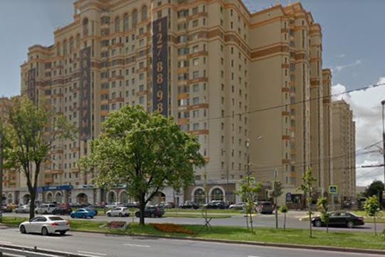 5-комн квартира, 220 м2, 8 этаж