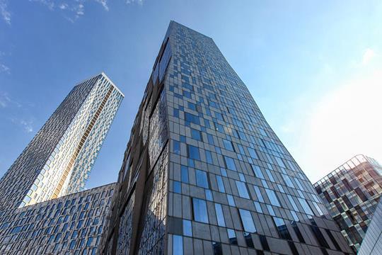 3-комн квартира, 114 м2, 13 этаж