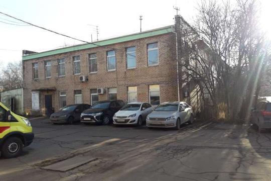 Офис, 500 м2, класс C