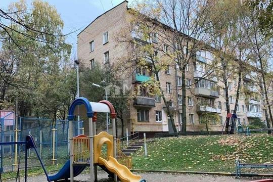 1-комн квартира, 30.5 м2, 5 этаж