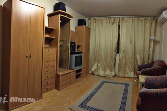 1-комн квартира, 38.5 м2, 13 этаж