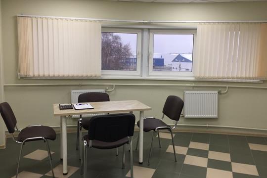 Офис, 15 м2, класс A