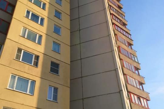 2-комн квартира, 58.7 м2, 17 этаж