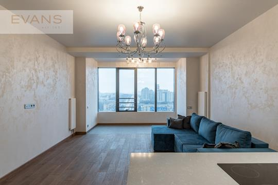 2-комн квартира, 78 м2, 19 этаж