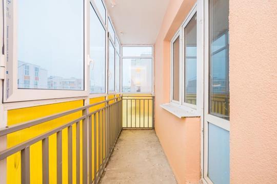 1-комн квартира, 38.1 м2, 2 этаж