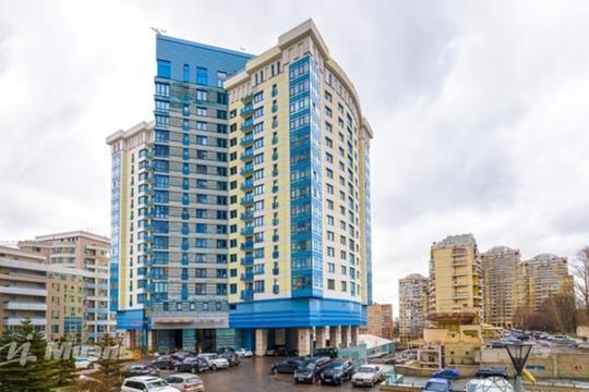 2-комн квартира, 102.2 м2, 12 этаж