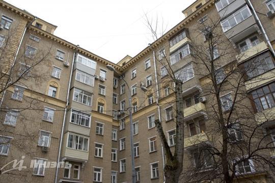 2-комн квартира, 61.2 м2, 3 этаж