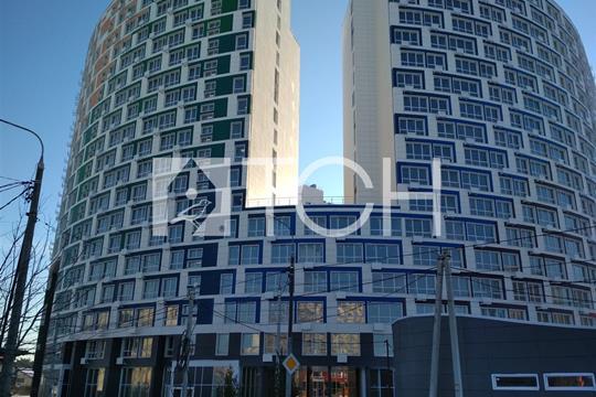 1-комн квартира, 46.6 м2, 8 этаж