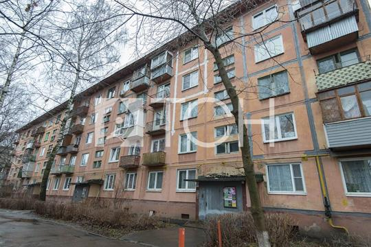 2-комн квартира, 42.8 м2, 4 этаж