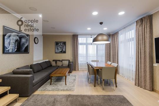 5-комн квартира, 300 м2, 21 этаж