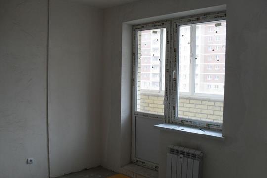 Студия, 31.4 м2, 6 этаж