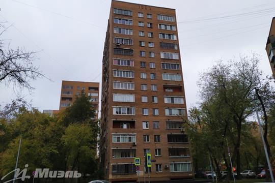 2-комн квартира, 51.9 м2, 3 этаж