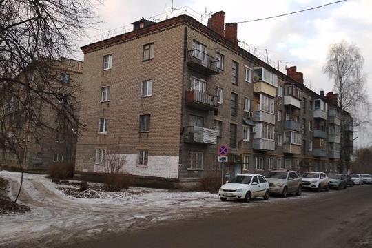3-комн квартира, 58 м2, 3 этаж
