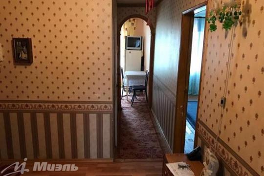 3-комн квартира, 64.5 м2, 4 этаж