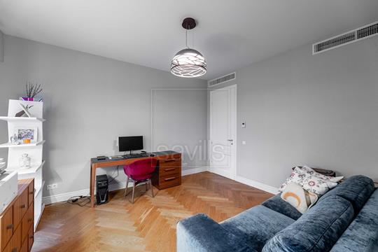 3-комн квартира, 103 м2, 3 этаж