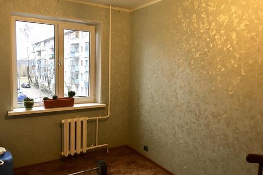 3-комн квартира, 58.9 м2, 3 этаж
