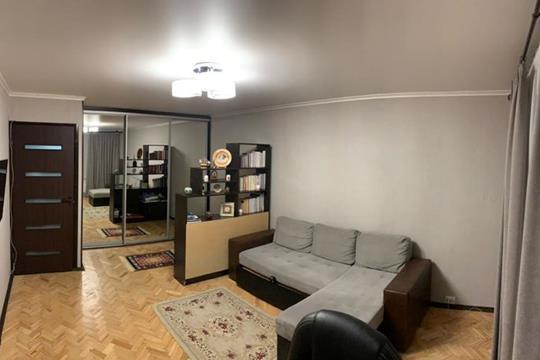 1-комн квартира, 35.2 м2, 12 этаж