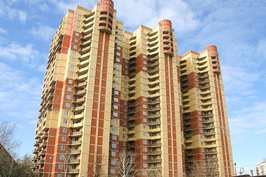 3-комн квартира, 83 м2, 19 этаж