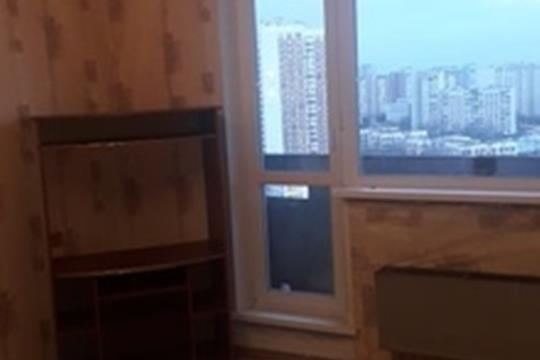 1-комн квартира, 38 м2, 16 этаж