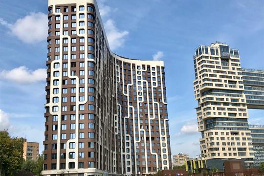 4-комн квартира, 147.9 м2, 14 этаж